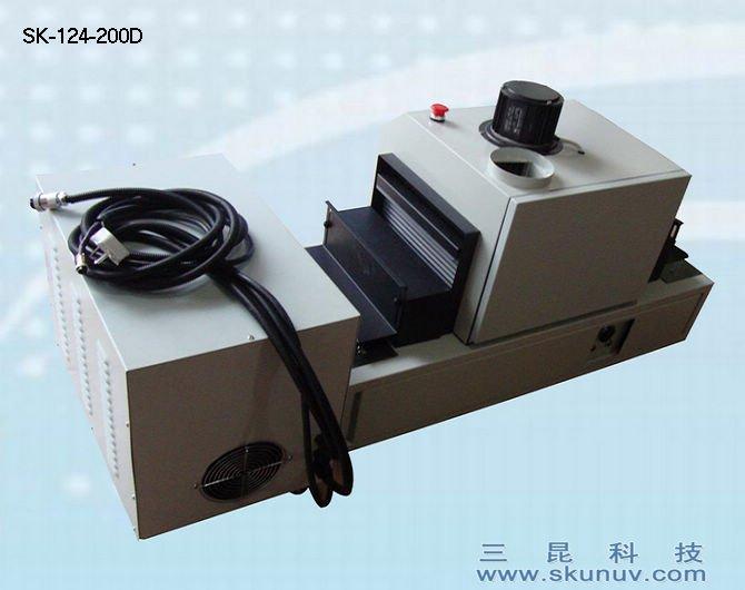 触屏微电子产品台式UV胶光固化机SK-124-200D - 1,D,SK,光,品,UV,屏微,