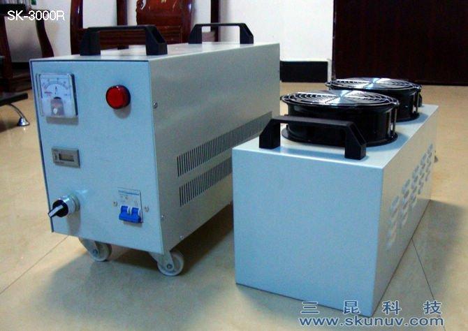 木地板专用UV机3KW 手提式UV机SK-3000R - UV,R,SK,KW,地板,手提,