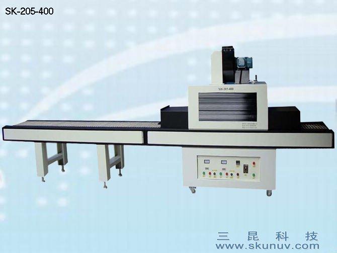 低温型UV设备 电子产品 触摸屏专用SK-205-400 - 低温型UV机,低温型UV固化机,低温型UV光固机,低温