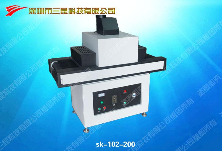 UV固化机 UV光固机 UV光固化机用途说明